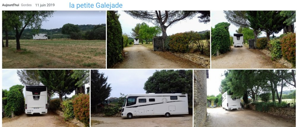 Aire camping-car à Gordes (84220) - Photo 12